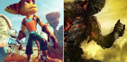 Dark Souls III, Ratchet & Clank lead as gaming industry drops 15%